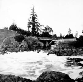 Gorge Bridge (no. 3), built 1882