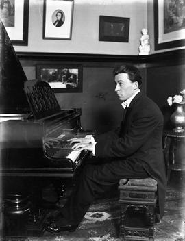 Charles Peter Balagno, pianist and choir conductor