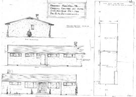 Proposed addition to medical centre at 3040 Shelbourne St. for Dr. R.A. Sutherland