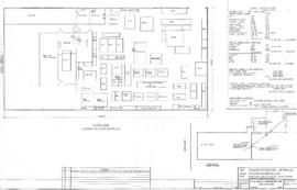 Fleming Printing Ltd., Victoria, B.C. : relocation of printing shop : electrical load & propo...