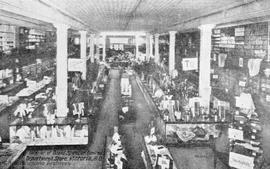 David Spencer Ltd., interior of the first Arcade Building