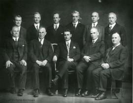 City Council with Mayor Reginald Hayward