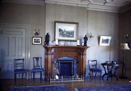 "James Angus family home at 1321 Rockland Avenue known as ""Ellesmere"", drawing room"