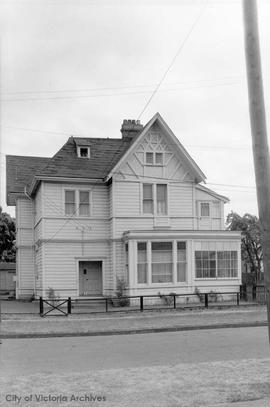 27 Boyd Street, William Russell home