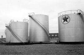 120 Kingston Street. Texaco tank farm