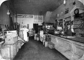 L. Wille & Sons bakery 537 Johnson Street