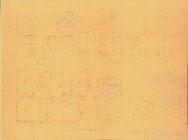 [Proposed residence built by Chas. A. Ross]