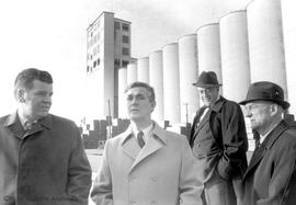 Officials planning future of Ogden Point.- [ca. 1969]