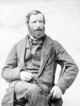 Captain William Alexander Mouat