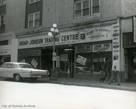 Broad-Johnson Trading Centre, Johnson Street