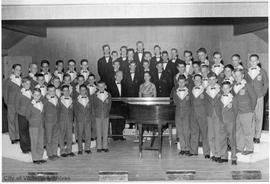 Victoria Rotary Boys Choir, Bill Hastings conductor