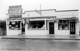 3007 Gosworth Road. Corner store