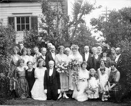 Wedding of Barbara Brown and Robert Blandy