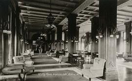 Empress Hotel, writing room