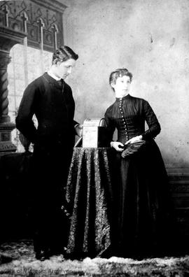 Chartres and Evaline Pemberton