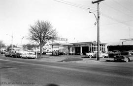1620 Cook Street. Service station
