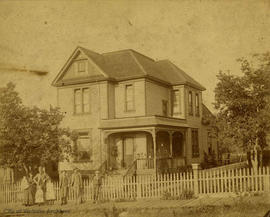 1339 Stanley Avenue, home of Mr. & Mrs. John Colbert