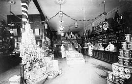 Saunders Grocery Store, 561-563, Johnson Street