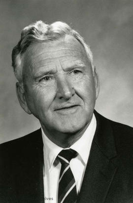 Kyrl Symons, Arion Choir member from 1934 - 1981