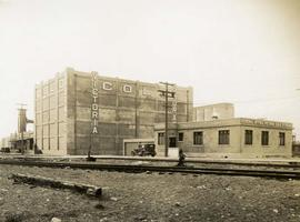 Victoria Cold Storage, Ogden Point Docks
