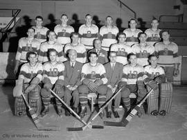 Victoria Cougars team portrait