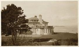1069 Beach Drive, residence of Mr. David M. Rogers, built in 1912 and designed by architect Jas. ...