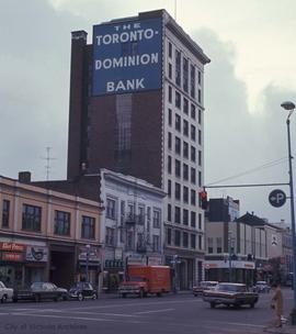 Toronto Dominion Bank Building, 1405 Douglas Street