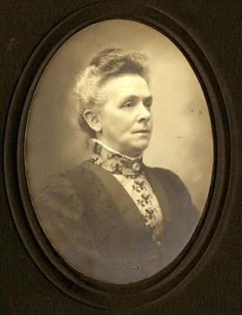 Helen Annie Fox, eldest daughter of Geo. Fox