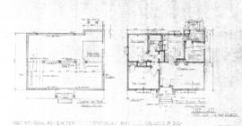 Wartime Housing Limited : Victoria, B.C. : Project No. 3A