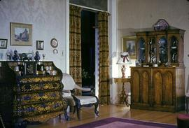 "W.J. Macaulay family home at 950 Terrace Avenue known as ""Highlands"", drawing room"