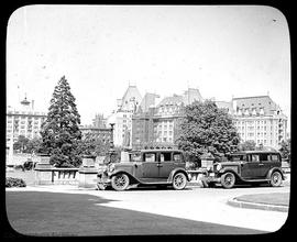 Empress Hotel and Union Club