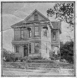 1305 Yates Street. A. McKeown residence