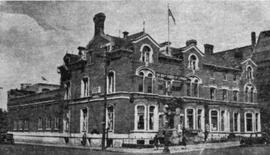 Prince Robert House, later the Union Club, 912 Douglas Street