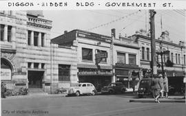 Diggon-Hibben building, Government Street