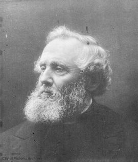 "Bishop Cridge ""Father of Hospital Services in Victoria"""
