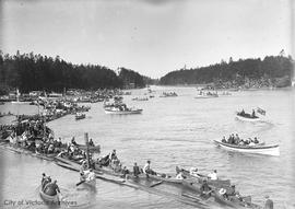 Celebrations at the Gorge on the 250th anniversary of the Hudson's Bay Company