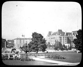Empress Hotel and Belmont Building