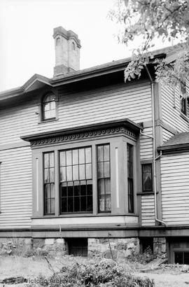 James Bissett family home at 138/140 Government Street