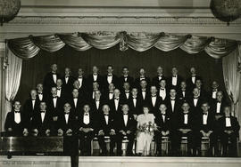 Arion Male Voice Choir at the Empress Hotel