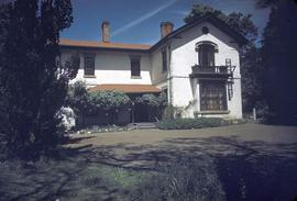 "William Fraser Tolmie family home at 3498 Lovat Avenue known as ""Cloverdale"""