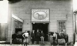 Conlin & Cameron, Fashion Shoeing shop, Horseshoers and General Blacksmiths