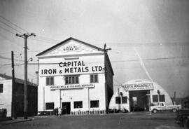Capital Iron and Metals Ltd. 1824-1832 Store Street