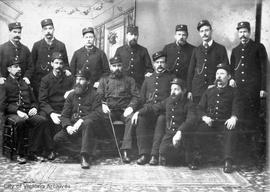 Victoria Police Department members