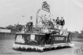 Robinson's float