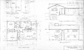 Proposed house for Mr. & Mrs. Pearce, Victoria, B.C.