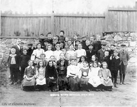 North Ward school class