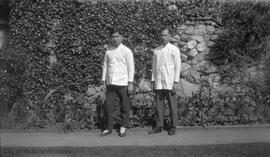 Wee and Chew, household employees at 1701 Beach Drive