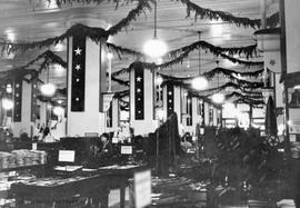 Hudson's Bay Company Christmas decorations