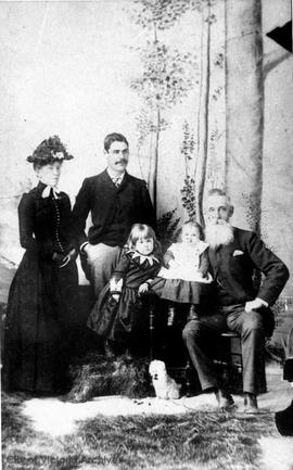 John William Switzer family