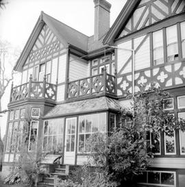 "James Angus family home at 1321 Rockland Avenue known as ""Ellesmere"""